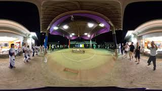 360°VR 大和村 大棚集落の8月踊り