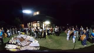 360°VR 笠利町 佐仁集落の8月踊り